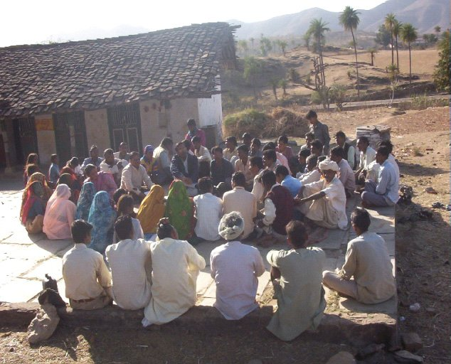 Rural Area Meeting